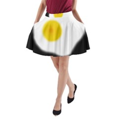 Egg A-Line Pocket Skirt