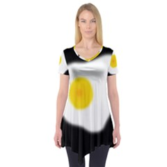 Egg Short Sleeve Tunic