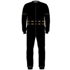 Elegant design OnePiece Jumpsuit (Men)