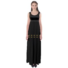 Elegant Design Empire Waist Maxi Dress