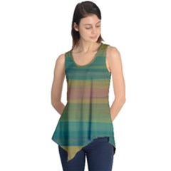 Watercolors                                                                                      Sleeveless Tunic