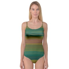 Watercolors               Camisole Leotard