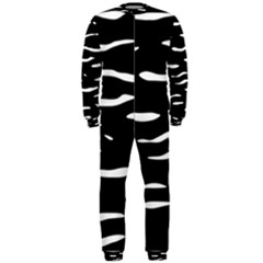 Black and white OnePiece Jumpsuit (Men)