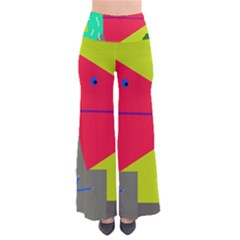 Abstract Bird Pants