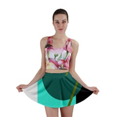 Geometric abstract design Mini Skirt