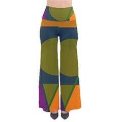 Geometric abstraction Pants