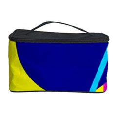 Colorful Geometric Design Cosmetic Storage Case