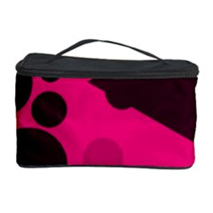Pink dots Cosmetic Storage Case