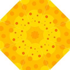 Abstract sun Hook Handle Umbrellas (Large)