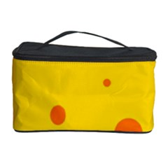 Abstract Sun Cosmetic Storage Case