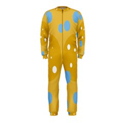 Blue and yellow moon OnePiece Jumpsuit (Kids)