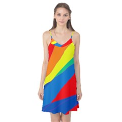 Colorful abstract design Camis Nightgown