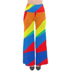 Colorful abstract design Pants