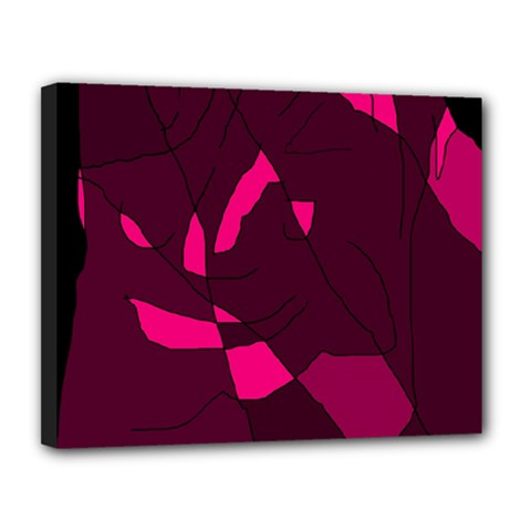Abstract design Canvas 14  x 11