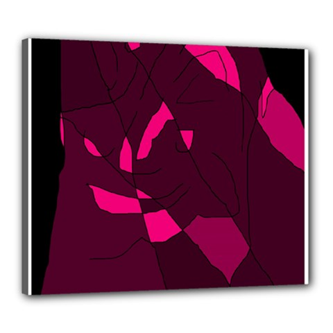Abstract design Canvas 24  x 20