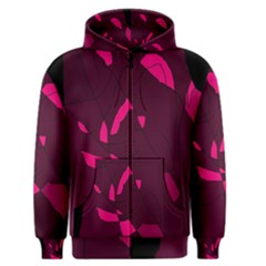 Abstract design Men s Zipper Hoodie