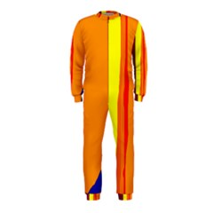 Hot colorful lines OnePiece Jumpsuit (Kids)