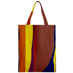 Colorful lines Classic Tote Bag