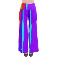 Colorful decorative lines Pants