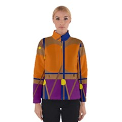 Decorative abstract design Winterwear