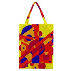 Colorful abstraction Classic Tote Bag