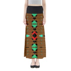 Tribal Women s Maxi Skirt