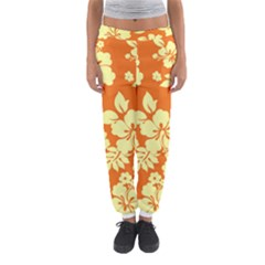 Sunny Hawaiian Women s Jogger Sweatpants