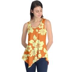 Sunny Hawaiian Sleeveless Tunic