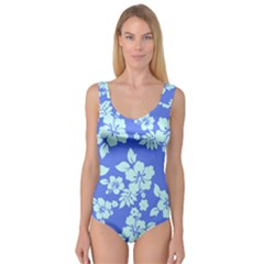 Hawaiian Sky Princess Tank Leotard