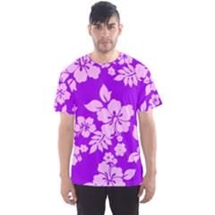 Hawaiian Sunset Men s Sport Mesh Tee