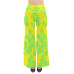 Bright Hawaiian Pants