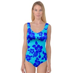 Hawaiian Ocean Princess Tank Leotard
