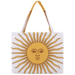 Argentina Sun of May  Mini Tote Bag