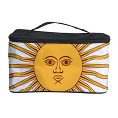 Argentina Sun of May  Cosmetic Storage Case