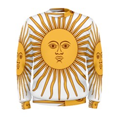 Argentina Sun of May  Men s Sweatshirt