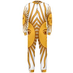 Argentina Sun of May  OnePiece Jumpsuit (Men)