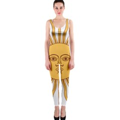 Argentina Sun of May  OnePiece Catsuit