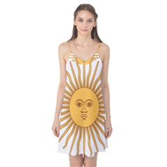 Argentina Sun of May  Camis Nightgown