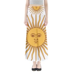 Argentina Sun of May  Maxi Skirts
