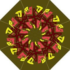 Abstract design Folding Umbrellas
