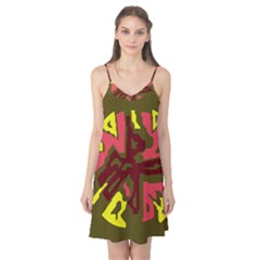 Abstract design Camis Nightgown