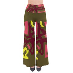 Abstract design Pants