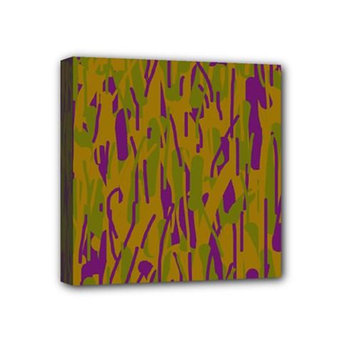 Decorative pattern  Mini Canvas 4  x 4