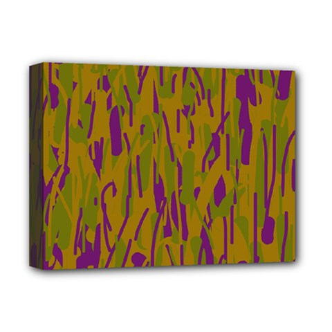 Decorative pattern  Deluxe Canvas 16  x 12