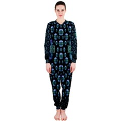 One Woman One Island And Rock On Onepiece Jumpsuit (ladies)