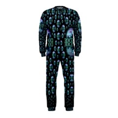 One Woman One Island And Rock On Onepiece Jumpsuit (kids)