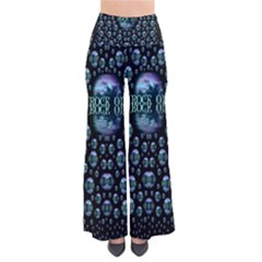 One Woman One Island And Rock On Pants