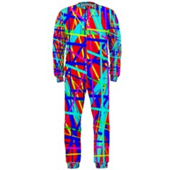 Colorful pattern OnePiece Jumpsuit (Men)