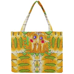 Mister Jellyfish The Octopus With Friend Mini Tote Bag