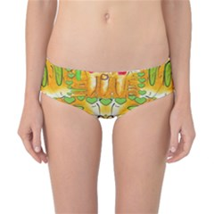Mister Jellyfish The Octopus With Friend Classic Bikini Bottoms